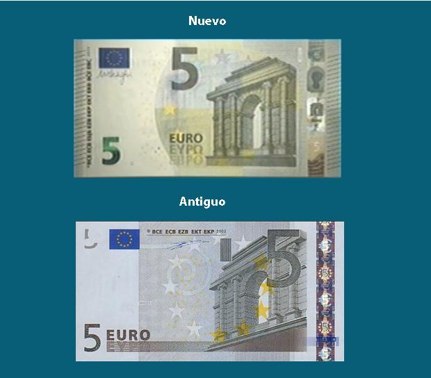 juntos somos m s nuevo billete de 5 euros en europa. Black Bedroom Furniture Sets. Home Design Ideas