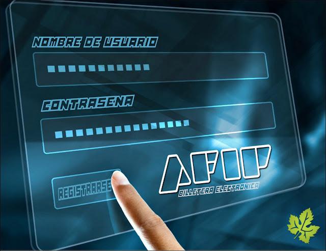 AFIP: Billetera Electrónica