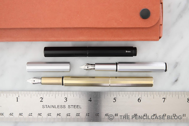 Review: Ensso XS pocket fountain pen