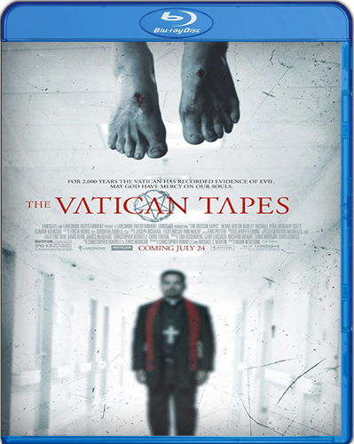 The Vatican Tapes [2015] [BD25] [Latino]