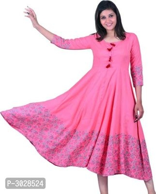 Stylish Anarkali Kurtis