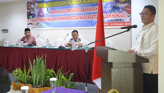Pemko Padang Kebut Persiapan Jelang Launching 'Permindo Night Market'