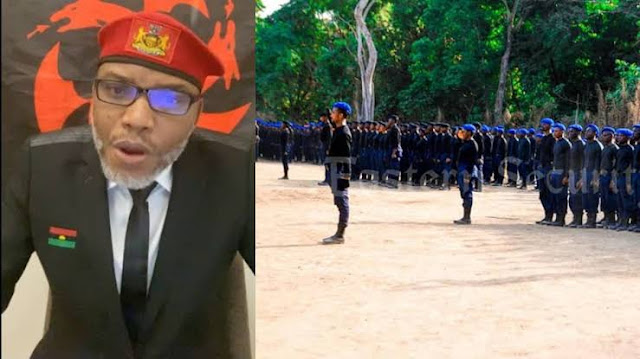 Eastern Security Network, Assault to FG – Nnamdi Kanu blasts DSS to generating shadowy Igbo Elders Group