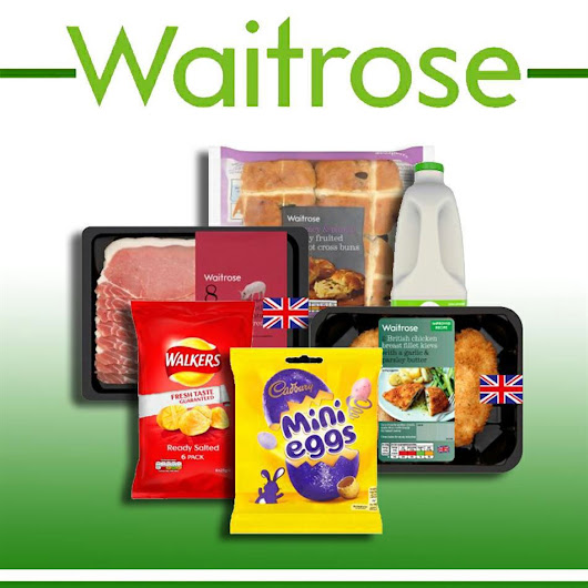 Online Weekly Offers: Waitrose Latest offers 22th March – 12th April