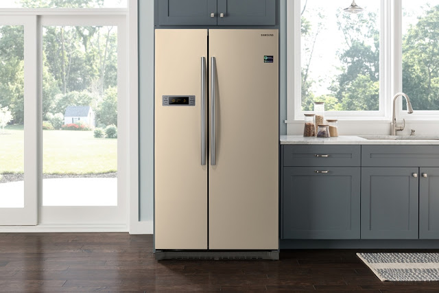 Samsung Side by Side Digital Inverter Refrigerator