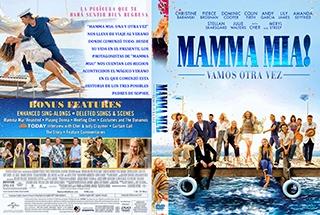 Mamma Mia: Here We Go Again! - Mamma Mía! Vamos otra vez