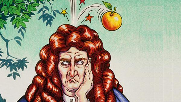 Isaac Newton Biography In Marathi full story
