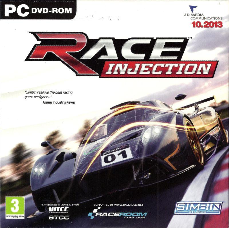 تحميل لعبة السباقات Race Injection