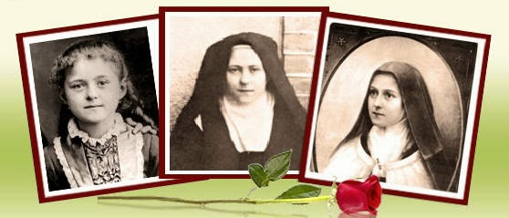 St Therese Lisieux Biography