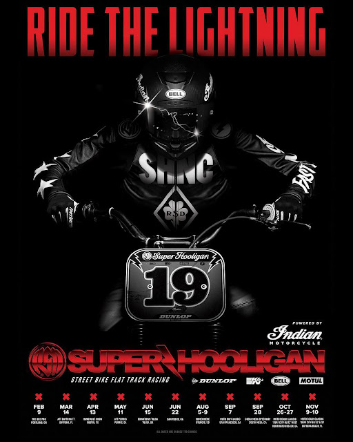 Super Hooligan Championship 2019 - Ride The Lightning