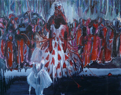 Queen of Hearts # (2009), Alice Brasser