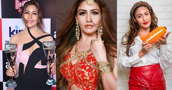 surbhi chandna best actress awards naagin