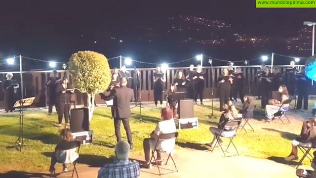 Breña Baja publica un vídeo resumen del concierto de la Coral Municipal de Breña Baja