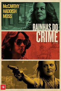 Rainhas do Crime - BDRip Dual Áudio