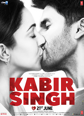 Kabir Singh 2019 Hindi 720p Pre-DVDRip 1.1GB