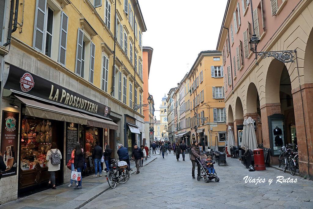 Calles de Parma