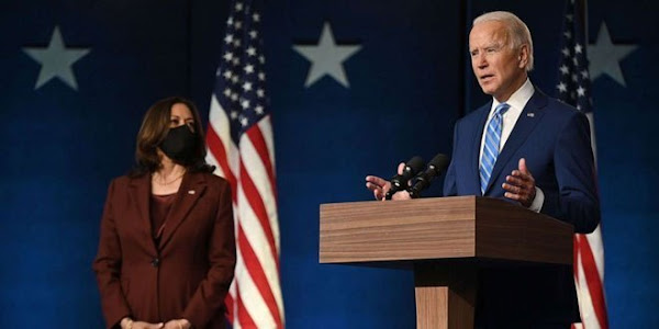 Akhirnya Seorang Joe Biden Jadi Presiden Terpilih Pada Pilpres Amerika Serikat 2020.