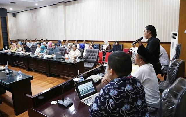 Surat Menyurat Online, Pemprov Banten Gunakan Aplikasi Simaya