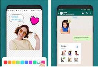 Aplikasi Stiker Foto