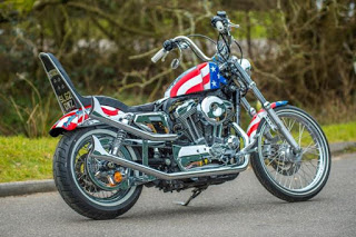 captain america 72 sportster seventy two