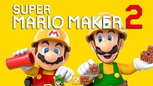 Super Mario Maker 2 Update Trailer