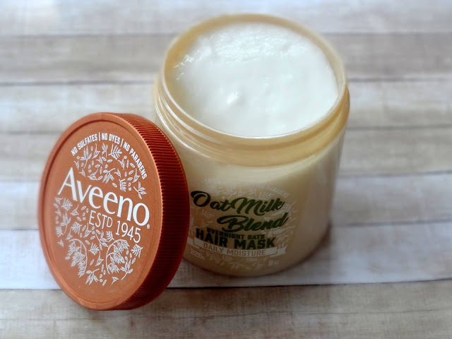 Aveeno Overnight Oats Hair Mask