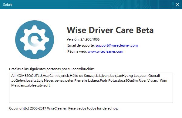 Wise Driver Care Pro Licencia