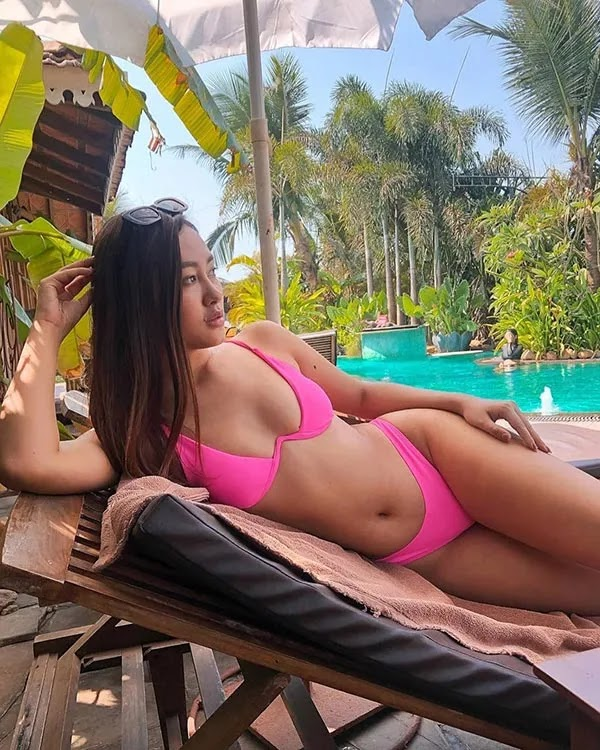 Hot photos of Muna Gauchan - Nepali model from Supermodel Of The Year 2
