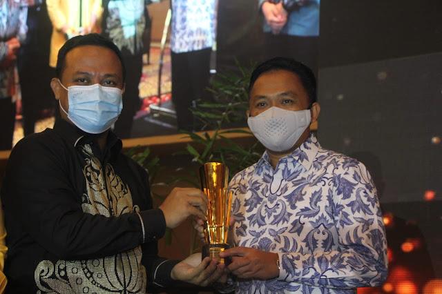 Bantaeng Raih Penghargaan Capaian Pembangunan Terbaik se-Sulsel