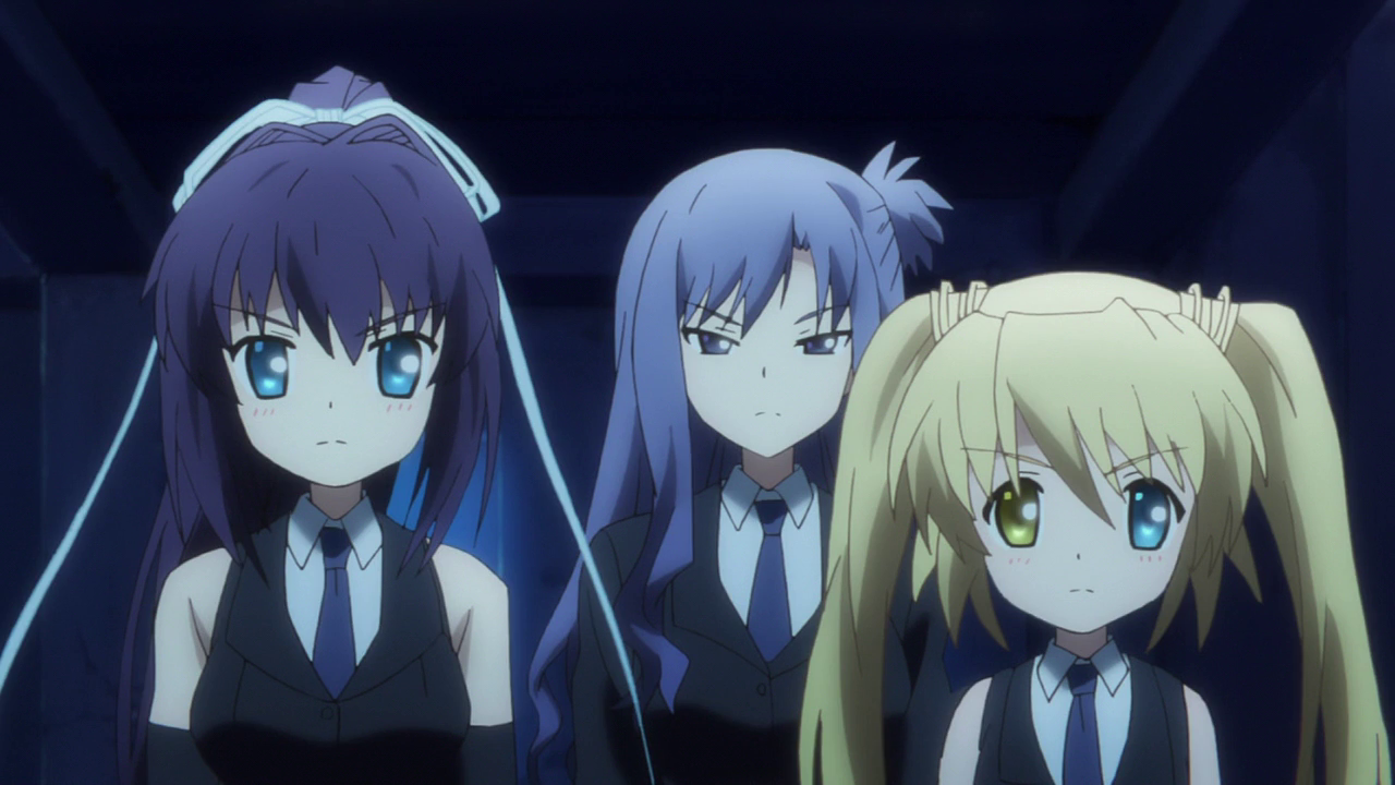 Magical Love Fansub: Rewrite 08