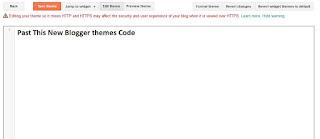 Theme Upload On Blogger Nepali