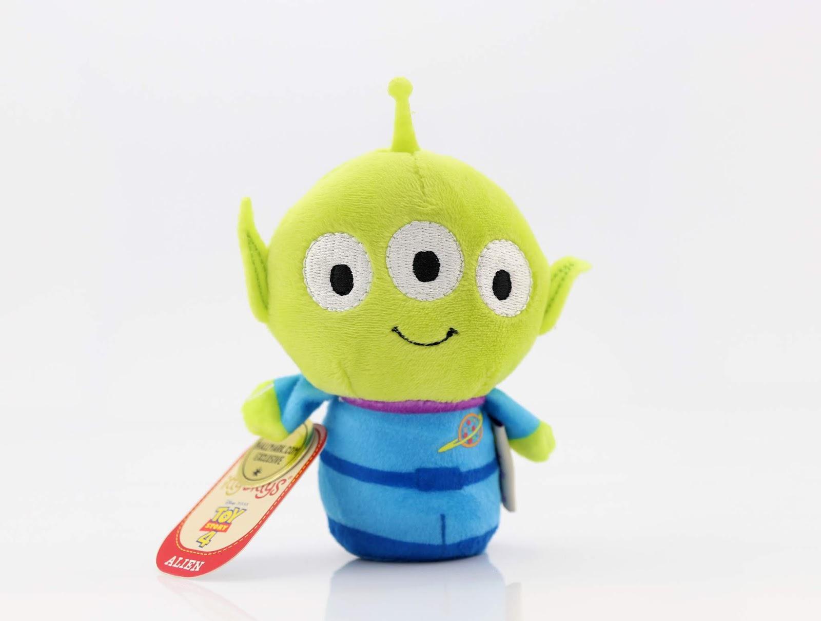 hallmark toy story 4 itty bittys alien