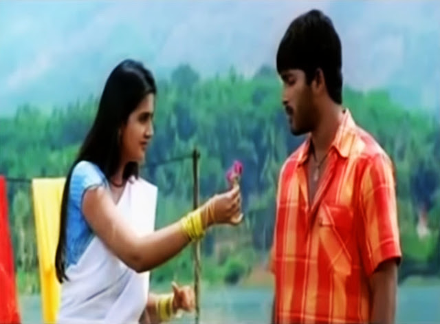 Arya (2004) is an Indian Telugu language romantic action film directed by debutant director Sukumar in 2004. The film is produced by Dil Raju under the production banner of Sri Venkateshwara Creations. The film is starred by Allu Arjun and Anu Mehta and Siva Balaji in the lead roles and Venu Madhav, Subbaraju, Abhinaya Sri Rajan P Dev and others in supporting characters. It is a blockbuster film. It is released on 7th May, 2004 in India. Many films have been remade based on this story. Bangladeshi film Badha (2005) is remade based on this story and directed by Shahin Shuman and starred by Shakib Khan Purnima and Riaz in the lead roles. Indian Odia film Pagala Premi (2007) and Indian Bengali film Pagal Premi (2007) are also remade by Hara Patnaik and starred by respectively Sukanta, Arpita Pal and Sabyasachi Mishra; Ritwick Chakraborty and Arpita Pal in the lead roles. Sri Lankan film Adaraye Namayen (2008) is remade and directed jointly by Indian director A.R. Sorriyan and Sri Lankan director N. Nathan and starred by Roshan Ranawana, Kishani Alanki and Shan Gunathilake in the lead roles. Indian Tamil film Kutty (2010) is also a remake of this film and directed by Mithran Jawaha and starred by Dhanush, Shriya Saran and Sameer Dattani in the lead roles.    A spiritual sequel of the film titled Arya 2 (2009) is released in 2009.     Watch the full movie 'Arya' (2004) here...