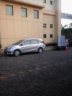 Honda Bantar Gebang - Honda Cikiwul