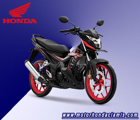 Brosur Kredit Motor Honda Sonic Ciamis