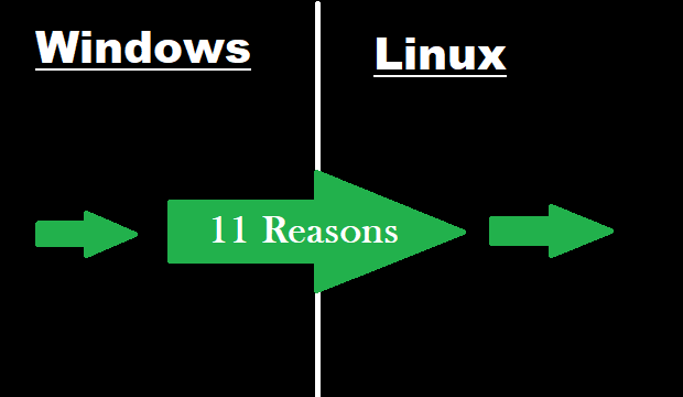 11 Reasons Why Linux Is Better Than Windows Everywhere - EXPLINUX