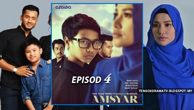 Drama Amsyar Lakonan Ben Laden – Episod 4