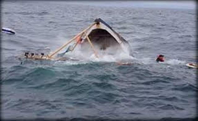المهدية : غرق مركب صيد وفقدان 7 بحارة