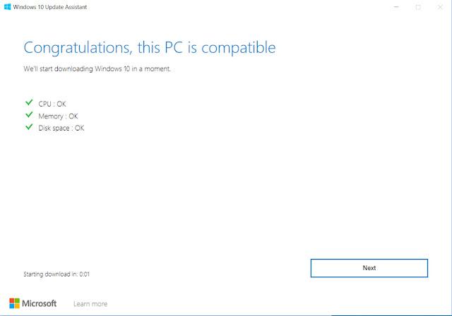อัปเดท Windows 10 May 2019 1903 4