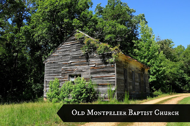 Old Montpelier Baptist Church Hickory Ridge Studio