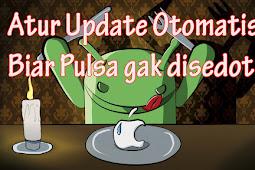 Cara Mengatur Update (Pembaruan) Otomatis Aplikasi Sistem di Android