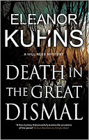 Death in the Great Dismal (cover) - pre-order it now on Amazon