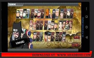 Naruto X One Piece Apk