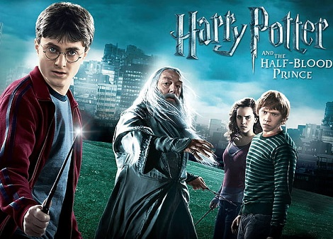 Download Harry Potter and the Half-Blood Prince (2009) Dual Audio [Hindi+English] 720p + 1080p + 2160p Bluray MSubs