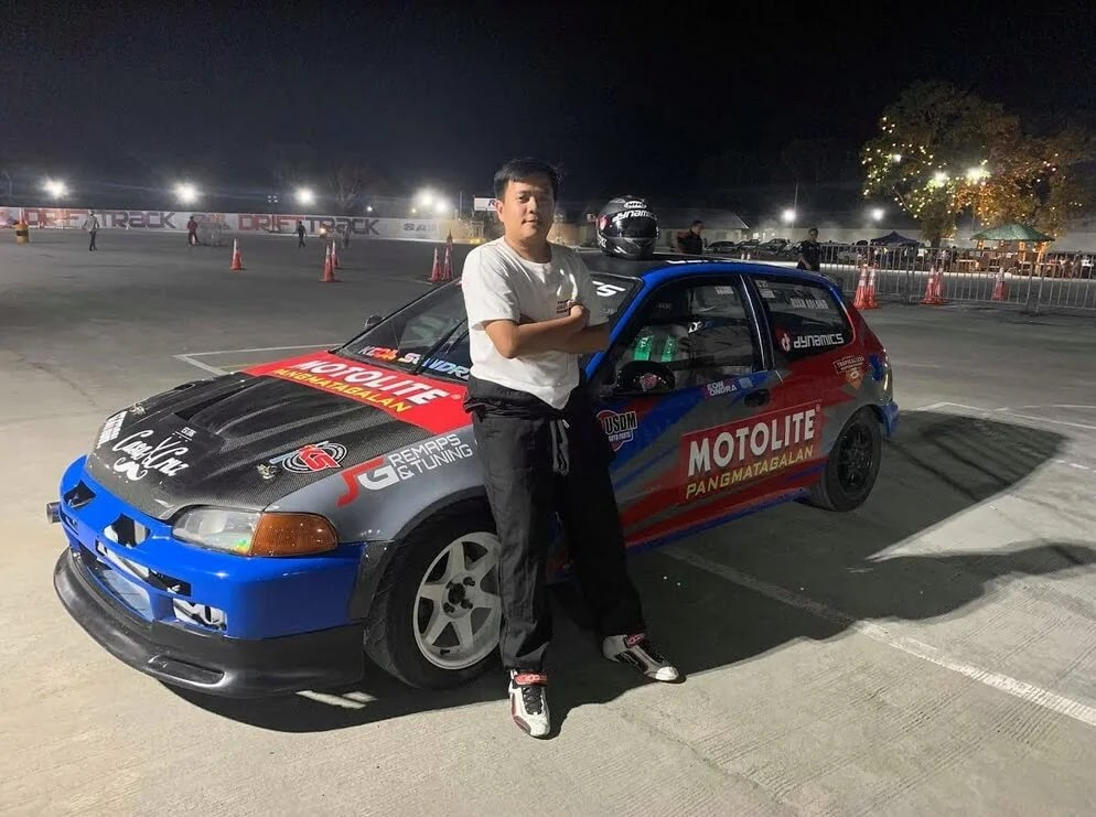 Ablang rules Philippine Autocross Championship Series; set to continue winning streak in Super Sprint 2020