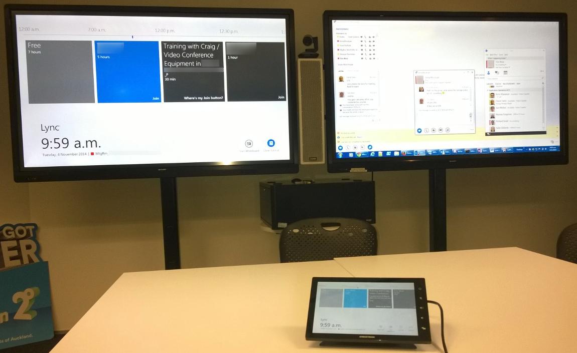 Lync Room System Lrs Configuration Uc Geek