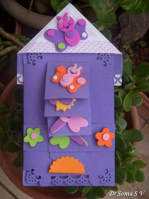 Cards crafts kids projects teachers day card and bookmark teachers day card and bookmark m4hsunfo