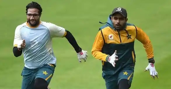 Babar Azam reveals his plans in test cricket for Imam-ul-Haq