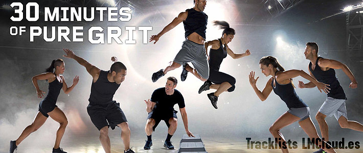 Jona Dance Trainer Les Mills Grit Series 06 Tracklists