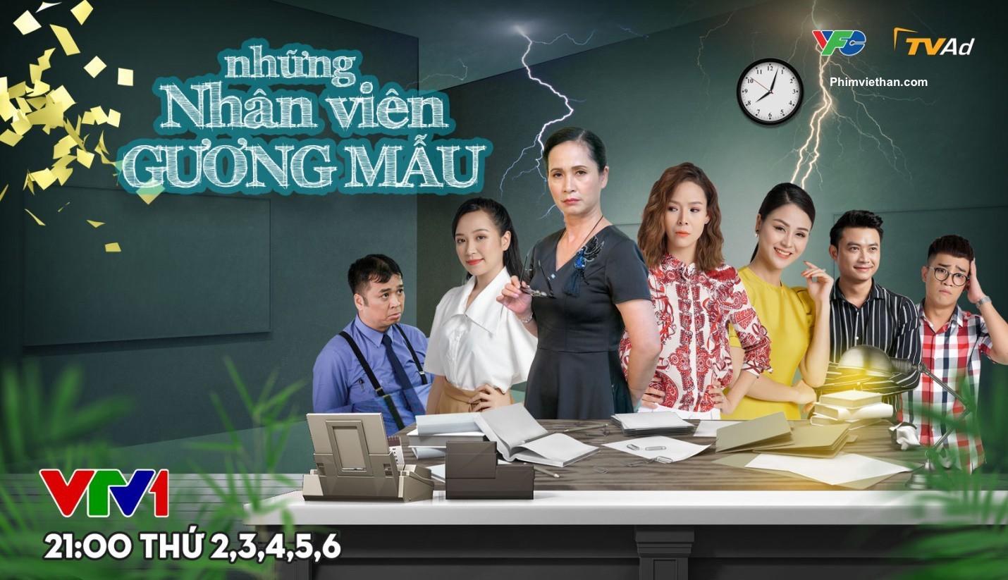 Phim những nhân viên gương mẫu VTV1